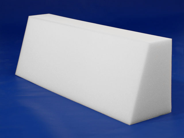 Pillow Back Bolster Poly Foam Back Support Foam For Sofa